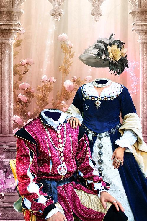 Художествееная обработка в костюм, № 147