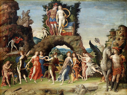 Мантенья, Андреа (1431 Изола ди Картура ,30х40 см.