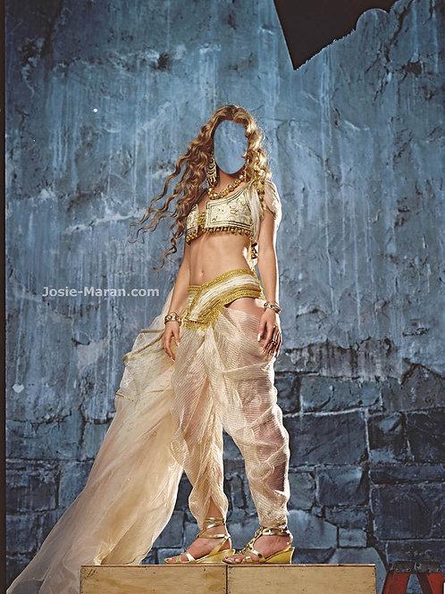 Художествееная обработка в костюм, № 619