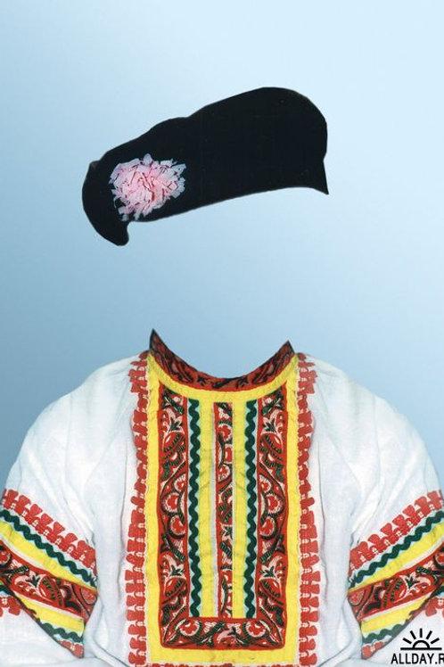 Художествееная обработка в костюм, № 30