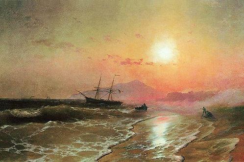 Остров Иския. 1892