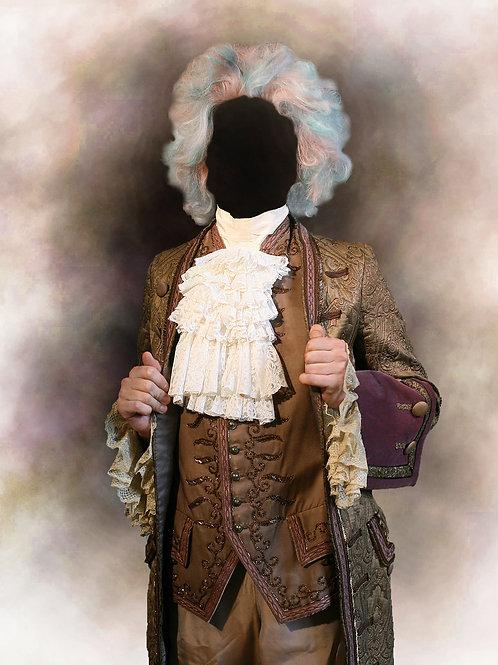 Художествееная обработка в костюм, № 133