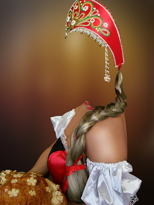 Художествееная обработка в костюм, № 558