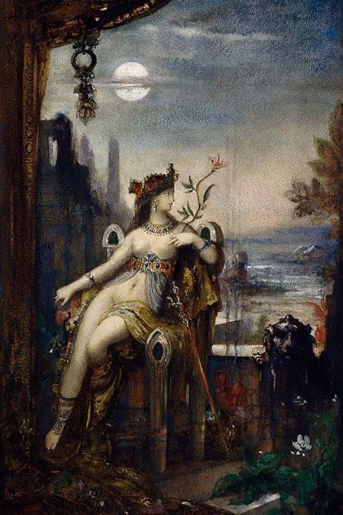 Моро,- Клеопатра, 30Х40см.