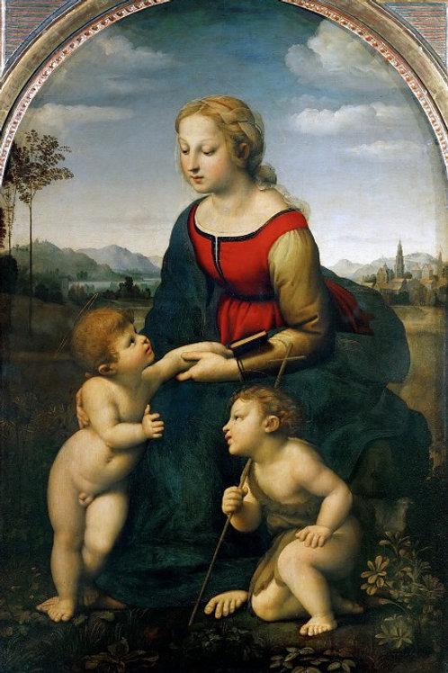 Рафаэль (Рафаэлло Санцио) (1483 Урбино,30х40 см.