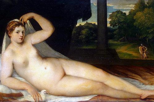 Сустрис, Ламберт - Венера, 30х40 см.