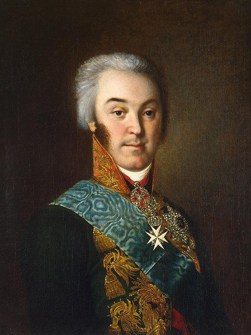 Portret.grafa.Nikolaia.Petrovicha.Sherem 30х40 см.