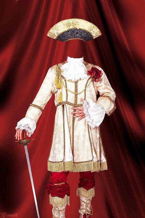 Художествееная обработка в костюм, № 313