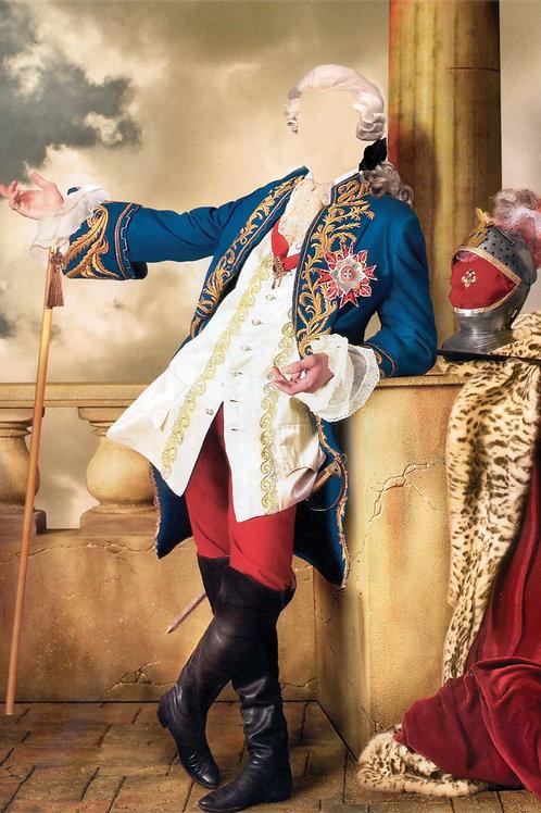 Художествееная обработка в костюм, № 137