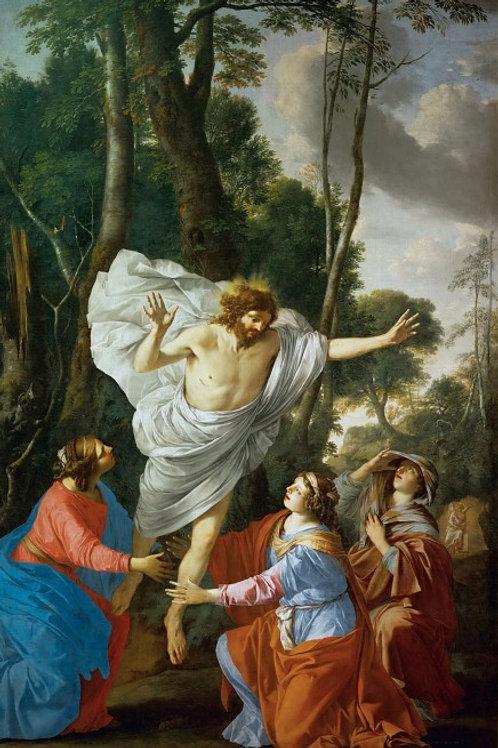 а Ир, Явление Христа Святым Женам 30х40 см.