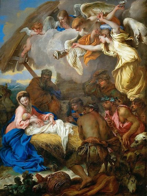 Кастильоне, - Поклонение пастухов 3040см.