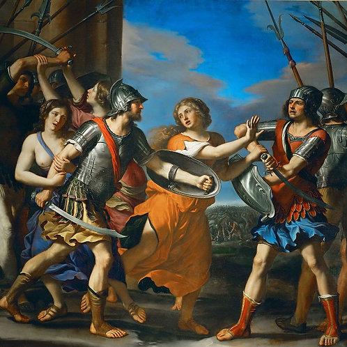 Гверчино (Джованни Франческо Барбьери) (,30х40 см.