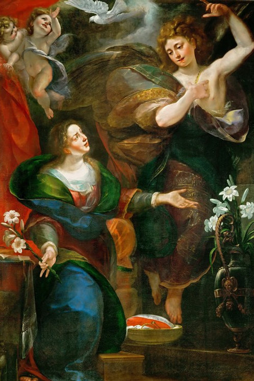 Прокаччини, Джулио Чезаре (1574 Болонья ,30х40 см.
