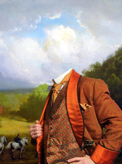 Художествееная обработка в костюм, № 482