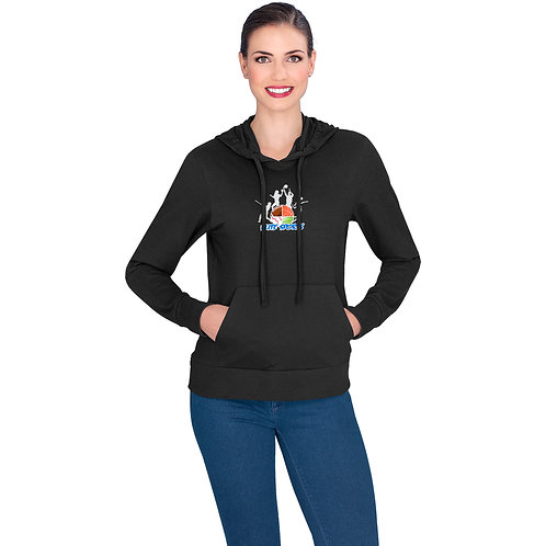 Ladies Physical Hooded Sweater