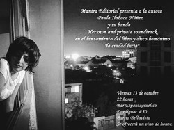 """Afiche""""la ciudad lucía"""" 2006"""