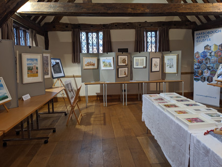 The Old Grammar School pre-Christmas event