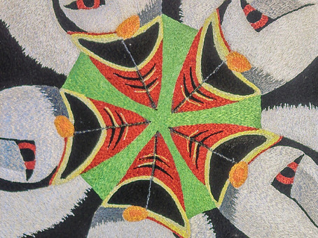 Aspects of Stitch - the Market Harborough branch of the Embroiderers' Guild