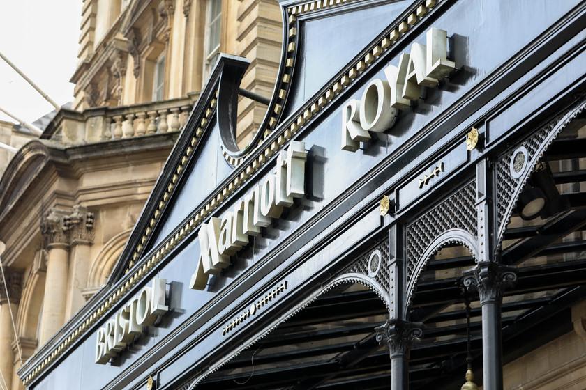 Detailed refurbishement work to the prestigious Victorian hotel in the heart of Bristol.