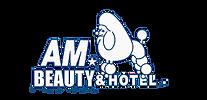 AMbeauty&hotelロゴ