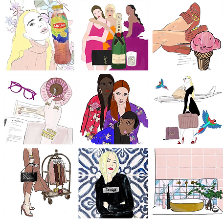 fashion art prints akvile les.png