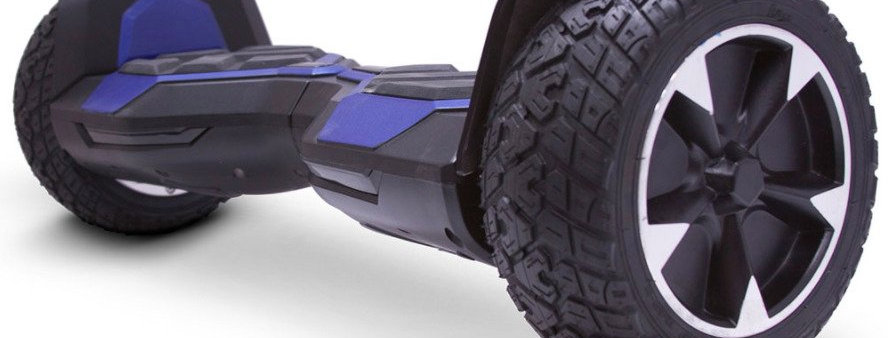 MotoTec Self Balancing Ninja 36v 8.5in Blue