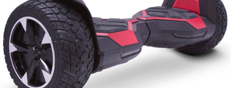 MotoTec Self Balancing Ninja 36v 8.5in Red