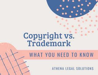 Copyright vs. Trademark: What You Need To Know
