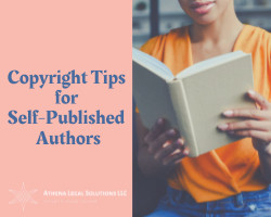 The Basics of Copyrighting Your Self-Published Book for Authors
