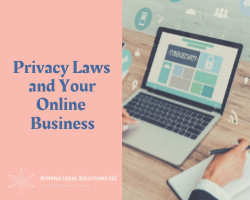 Privacy Laws and Your Business Activities Online