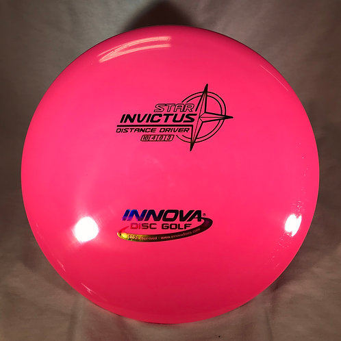 Star Invictus - Disc Pickup