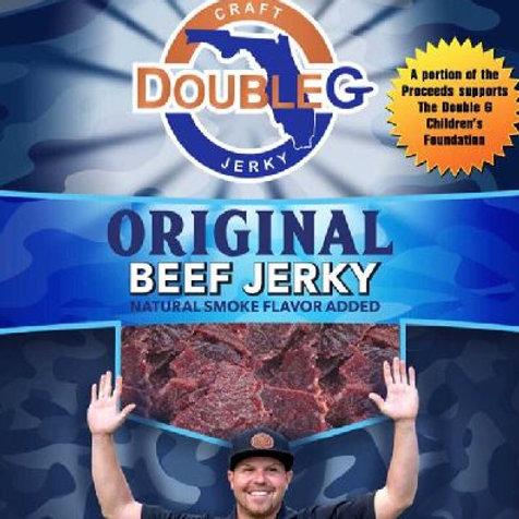 Double G Beef Jerky