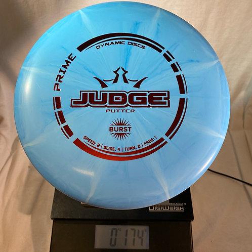 Dynamic Discs - JUDGE - Burst Prime