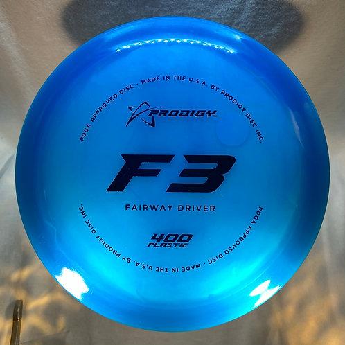 F3 Fairway Driver 400