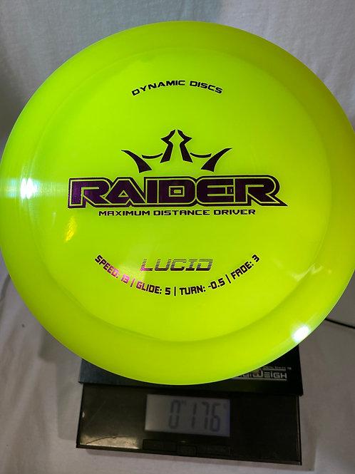 Dynamic Raider - Lucid