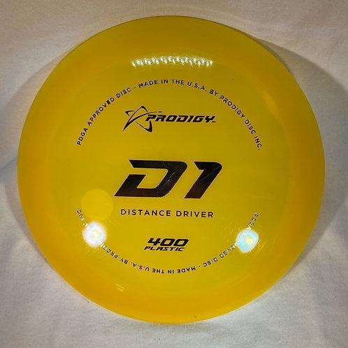 D1 Distance Driver 400