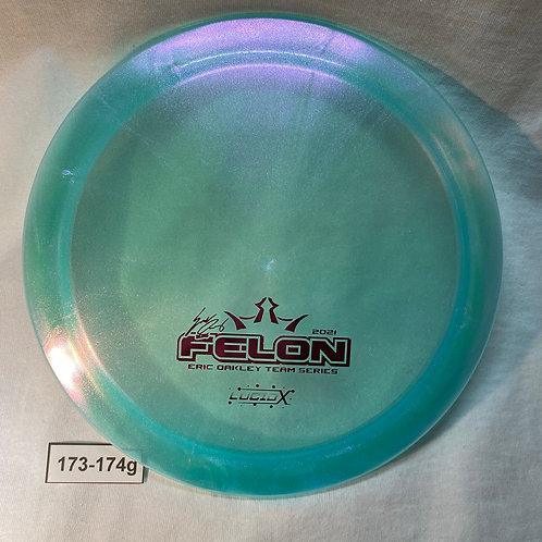 Eric Oakley - FELON - Lucid-X