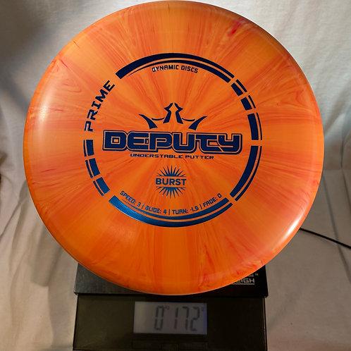 Dynamic Discs - Deputy - Prime