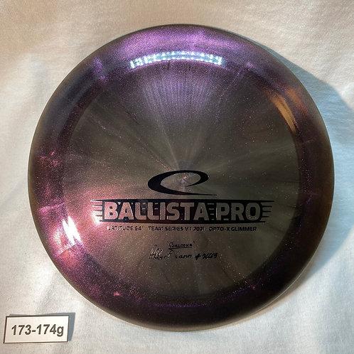 Albert Tamm - BALLISTA PRO - Lucid-X - Team Series