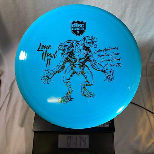 Lone Howl 2 - by Discmania