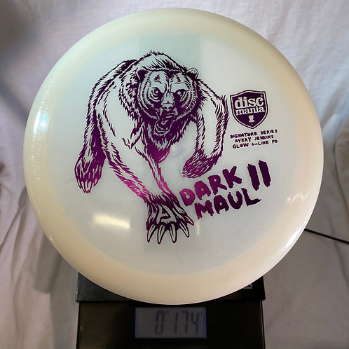 Dark Maul II - Avery Jenkins Signature Color Glow C-LINE PD