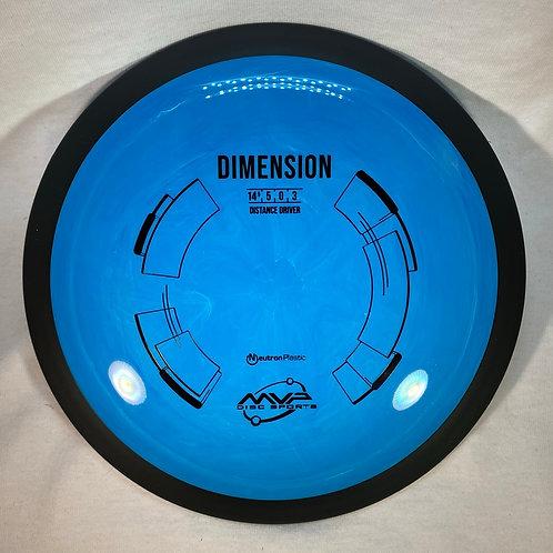 DIMENSION- Neuton Plastic