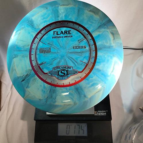 Steamline FLARE -Cosmic Neutron
