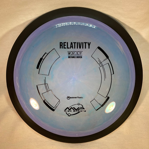 RELATIVITY- Neuton Plastic