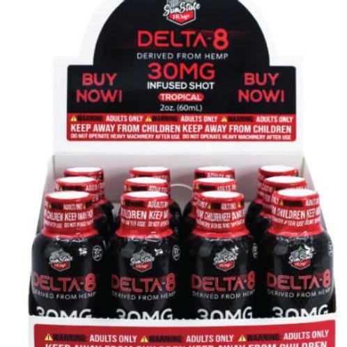 Delta8 30mg Shot