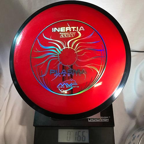 MVP Inertia - Plasma