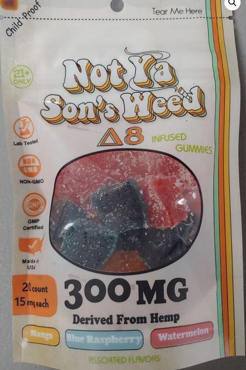 NYSW - Gummies - 300mg