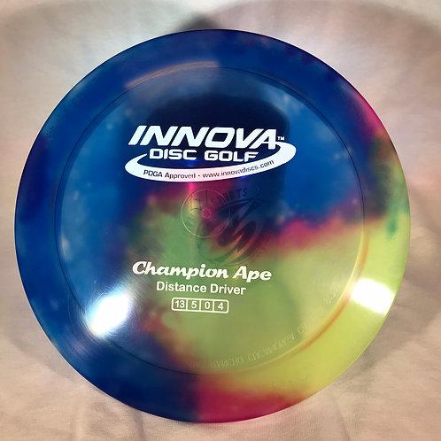 I-Dye Champion Ape