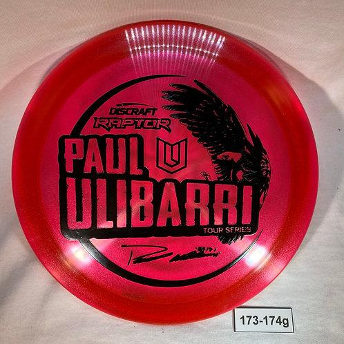 RAPTOR - Paul Ulibarri - Tour Series