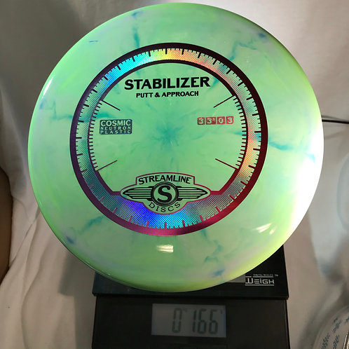 Steamline STABILIZER-Cosmic Neutron